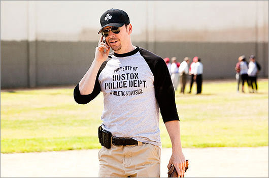 In the 2010 TNT series 'Rizzoli & Isles,' Wahlberg took a guest role as Lieutenant Joey Grant for two episodes.