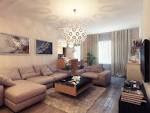 Small Natural And Comfort Living Room Design | Trend Decoration