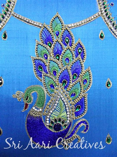 Pin by Mohammed imran on maggam   Blouse designs