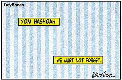 Dry Bones cartoon, Israel, Shoah, concentration camps, death camps, Holocaust, Yom HaShoah, Warsaw Ghetto, Nazism, Israel, holiday,Jews, Jewish culture,