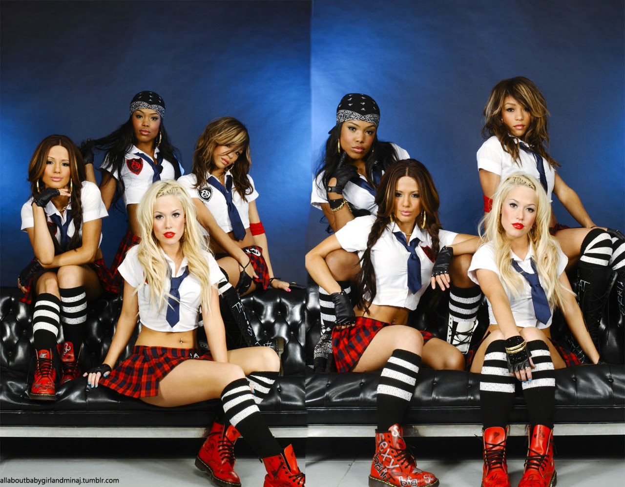 Pussycat Dolls Group | Tops Style