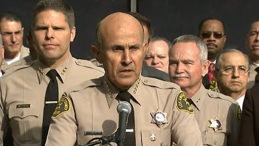 Amid Accusations of Department Misconduct, Los Angeles Sheriff Will Step Down