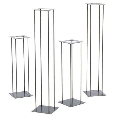 Tall Metal Centerpiece Stand   KLW Design