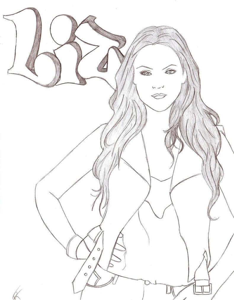 Victorious  Free Colouring Pages