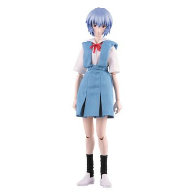 RAH Rei Ayanami school clothes Ver. many new images | ガンダム