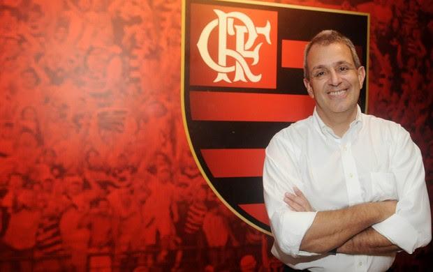 Luiz Eduardo Baptista BAP Flamengo (Foto: André Durão / Globoesporte.com)