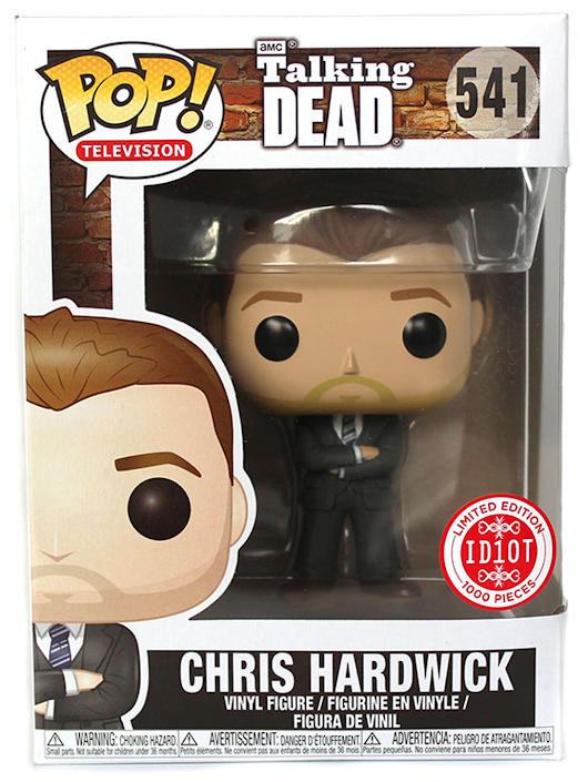 Chris Hardwick Getting the Funko Treatment at San Diego Comic-Con 2018