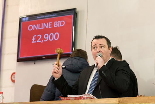 Van auction boom over summer at Shoreham