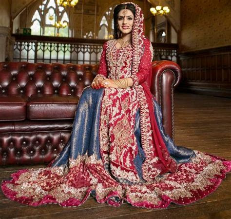 2014 Latest Pakistani Bridal Casual & Formal Dress