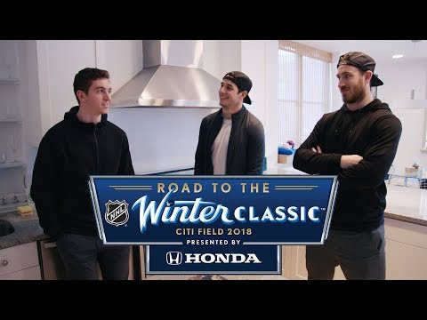 Road to the NHL Winter Classic - Rangers - Sabres : Episode 2