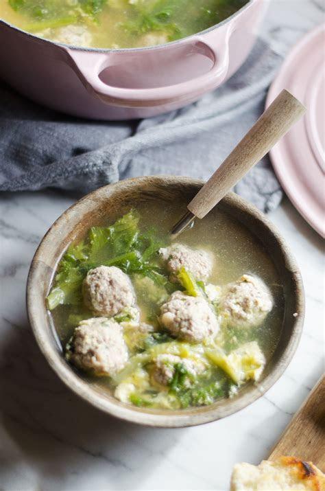 italian wedding soup giada