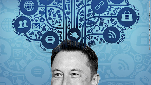 Elon Musk's new plan to save humanity from AI