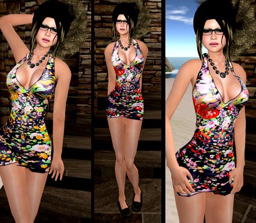 NEW! Bebe Doll Sarah Dress