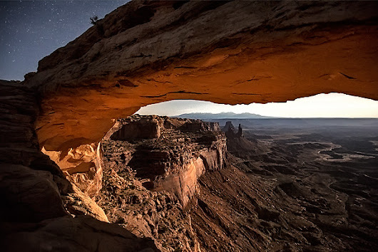 Arches & Canyonlands Night Photography Workshop