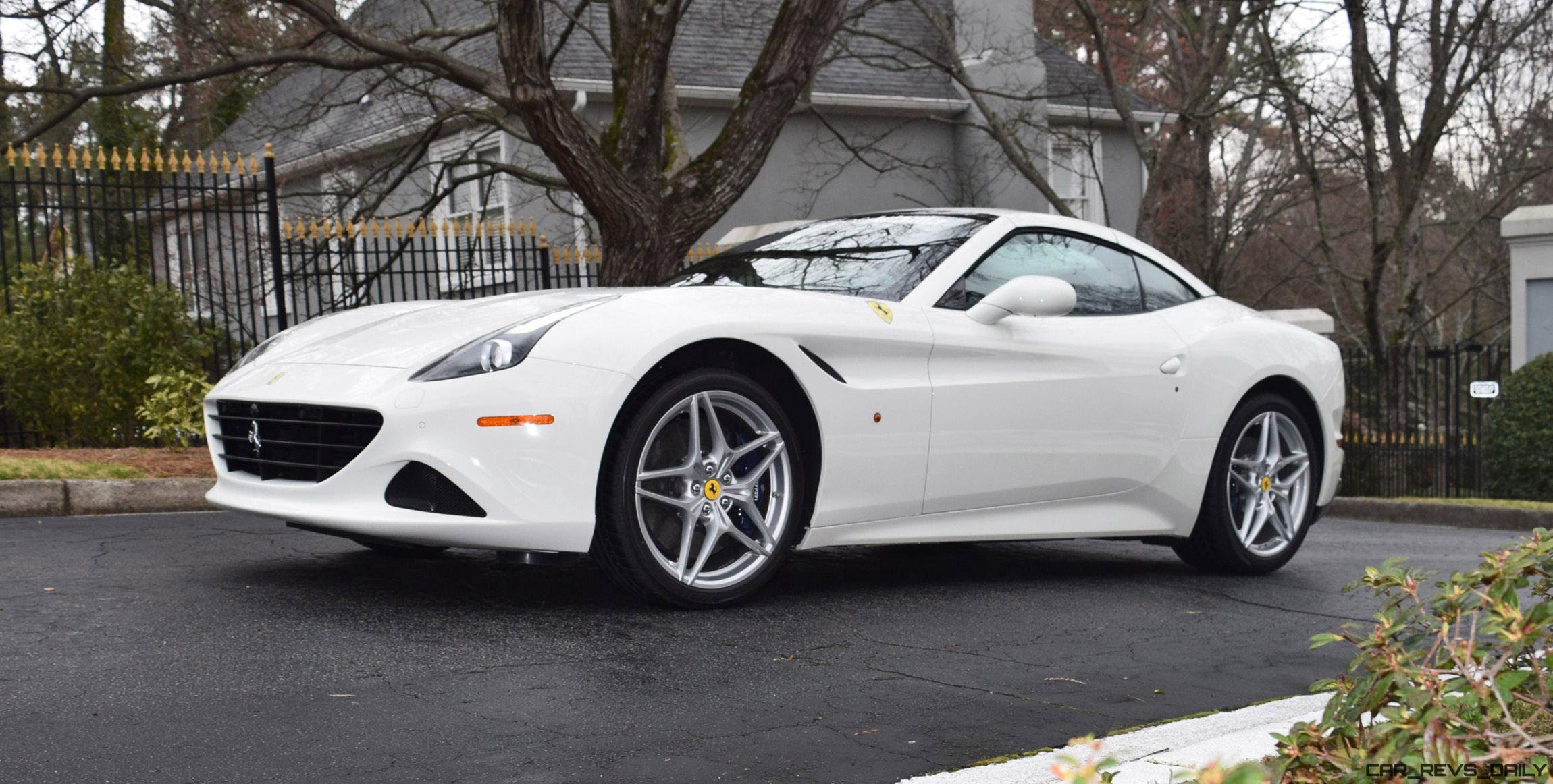 2016 Ferrari California T - White over Blue 35