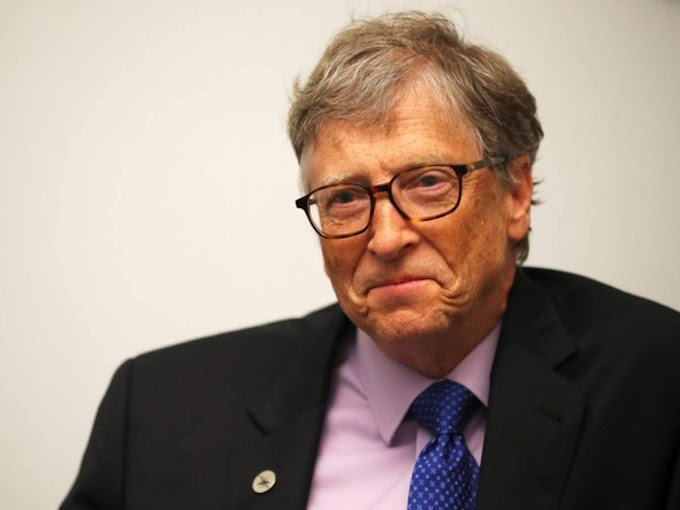 Bill Gates on why he doesn't use an iPhone