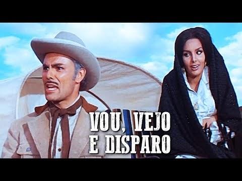Vou, Vejo E Disparo Faroeste clássico Português