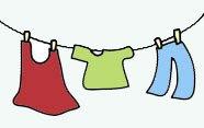 La ropa en lengua de signos
