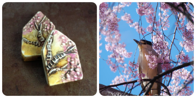 Cherry Blossom Bead Inspiration
