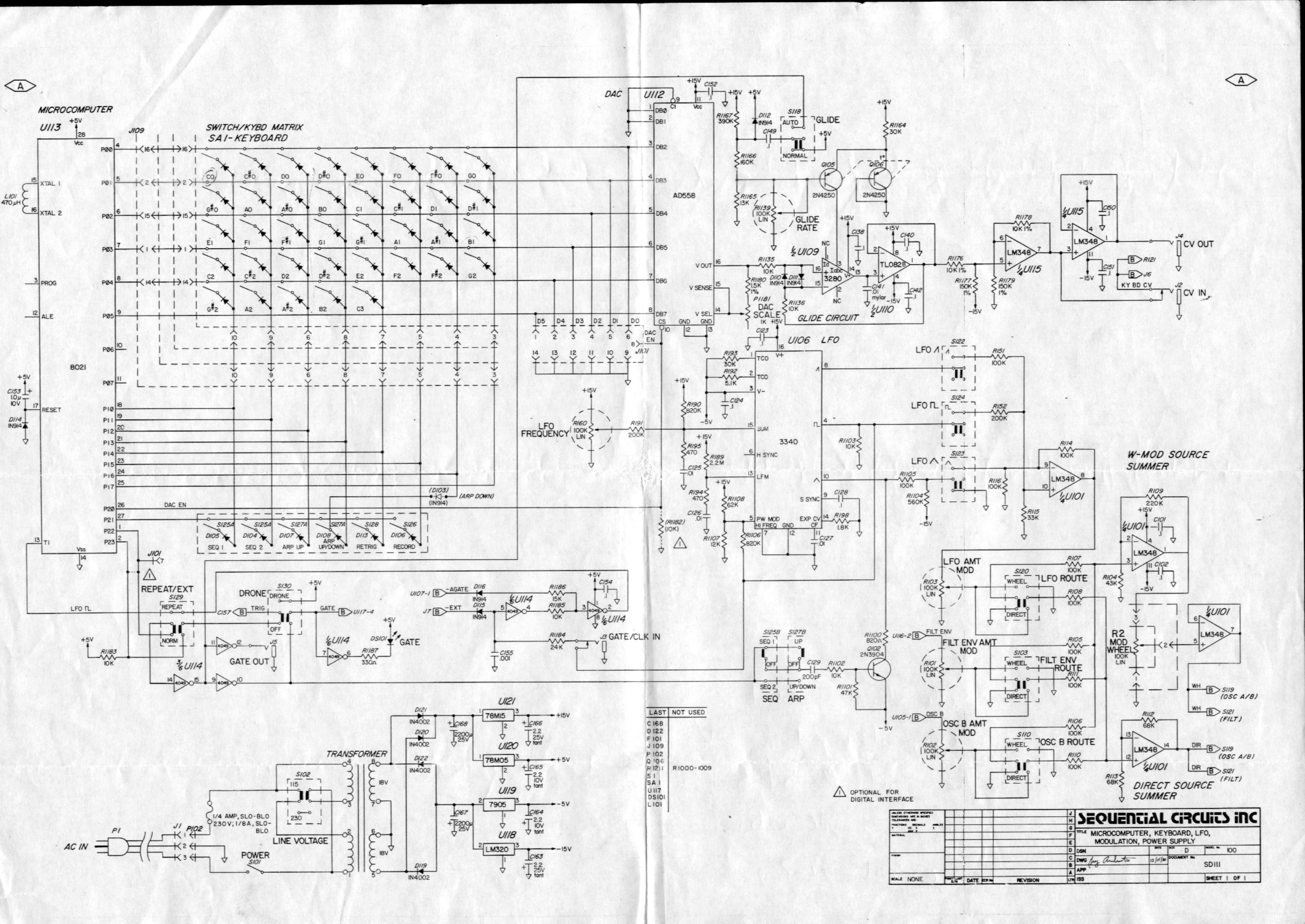 Schaltplan Radio Xsara