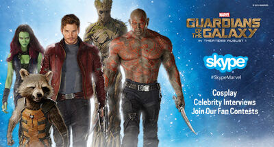 Enter Two Guardians Fan Contests