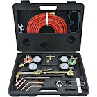 Hiltex Gas Welding and Cutting Kit Victor Type Acetylene Oxygen Torch