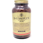B-Complex 100 Tablets By Solgar - 250 Count