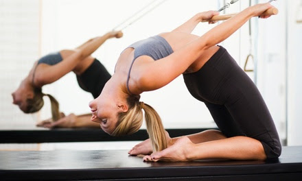 $25 Worth of Pilates at PBJ Pilates by Jessica!