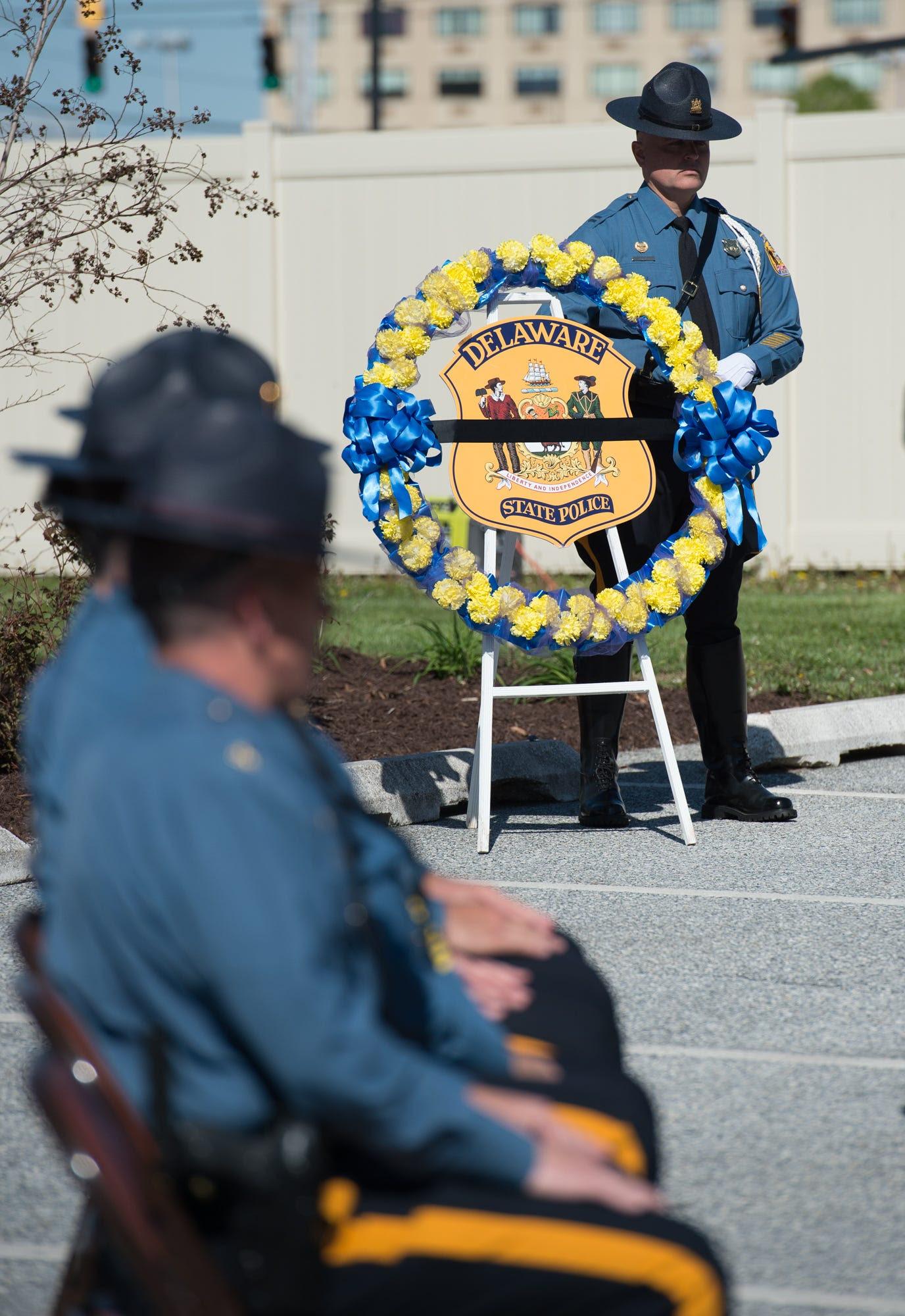 WIL Police Memorials JM05