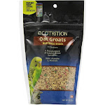 Ecotrition Oats N Groats for Parakeets - 8 oz