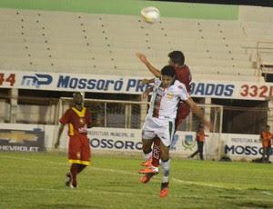 Baraúnas x Globo FC, final da Copa FNF (Foto: Alcivan Costa/Gazeta do Oeste)