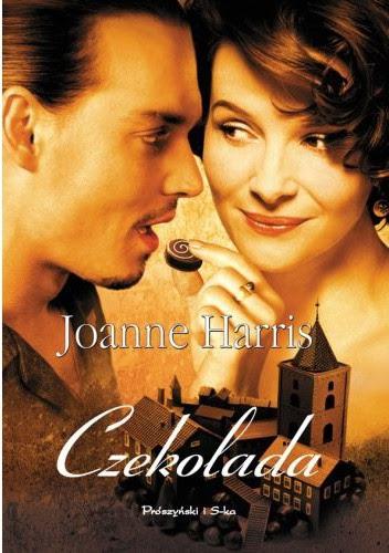 """Czekolada"" Joanne Harris"