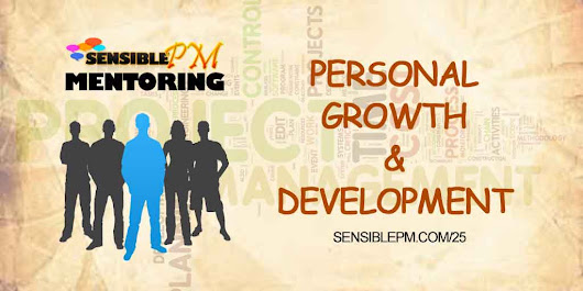 SPM 025 - Personal Growth & Development with Jared Coffin and Naomi Caietti | Sensible Project Manager