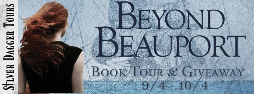 Book Tour Banner for action adventure novel Beyond Beauport by James Masciarelli  with a Book Tour Giveaway