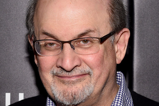 Salman Rushdie: 'I Stand With Charlie Hebdo, as We All Must'