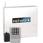 Alarm Lock Trilogy NET-DKPAK - NETWORX WIRELESS KEYPADS AND NETPANEL - Digital wireless wall mounted keypad kit
