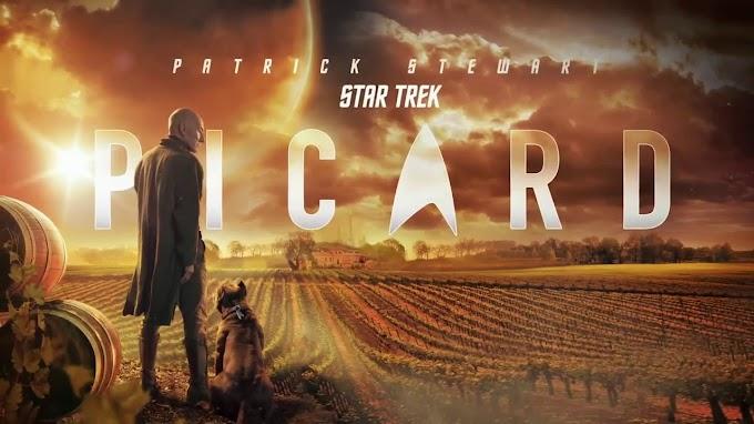 Star Trek Picard Temporada 1 Subtiluda, Latino - Drive - 1080P