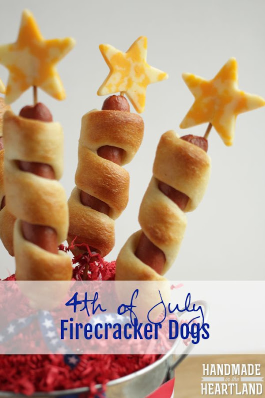Favorite July 4th Recipes from Pinterest