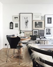 Create an inspiring gallery wall - Find your grid