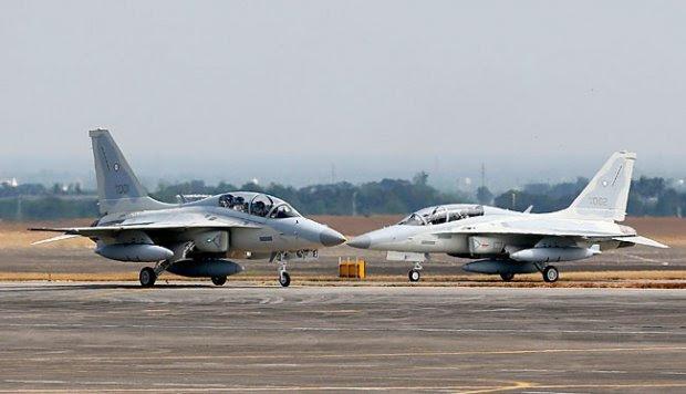 Pesawat Tempur Terbaru Filipina Tiba di Pangkalan Udara Clark
