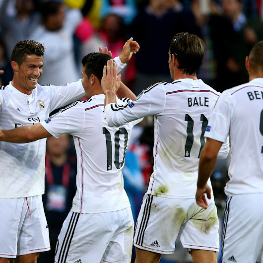 Ronaldo, Bale Fire Early Warning to Rivals