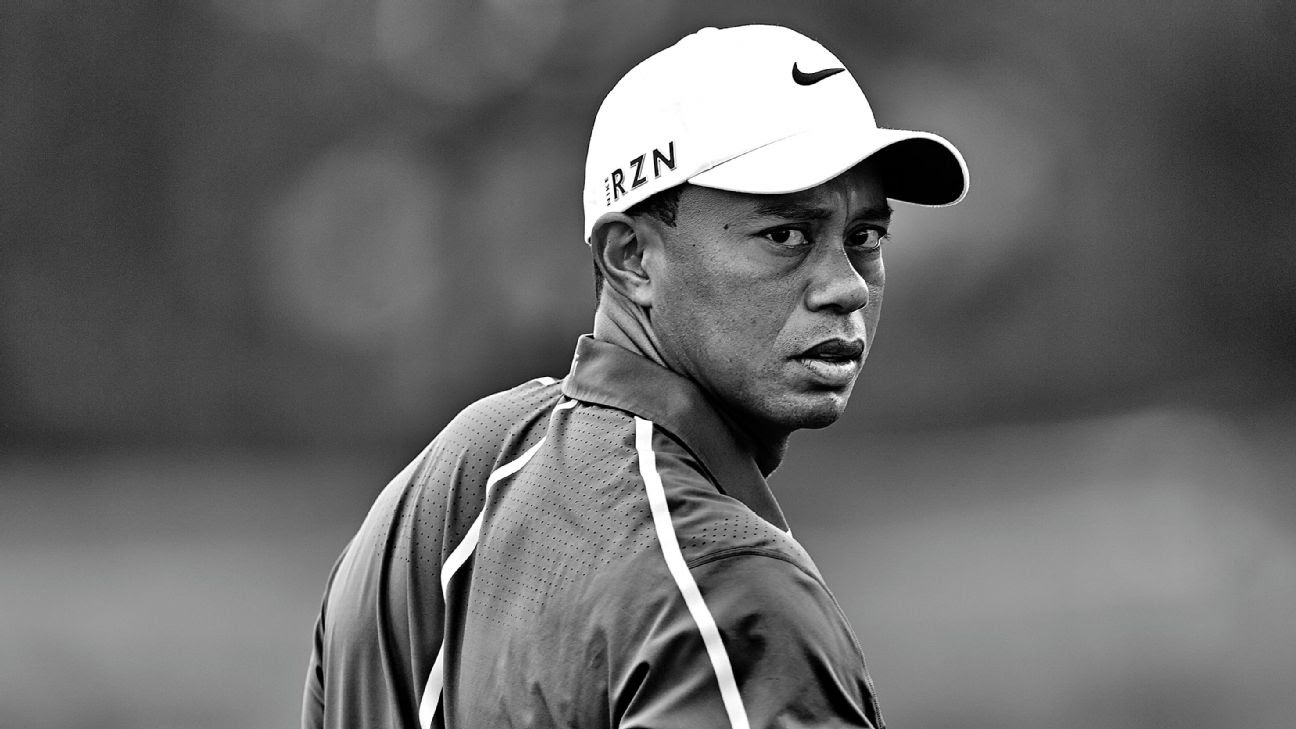 How Tiger Woods Life Unraveled In The Years After Father Earl Woods