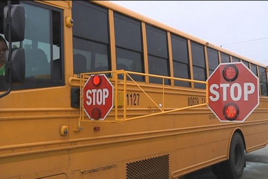 North Carolina First to Add Extended Safety Arms to Buses