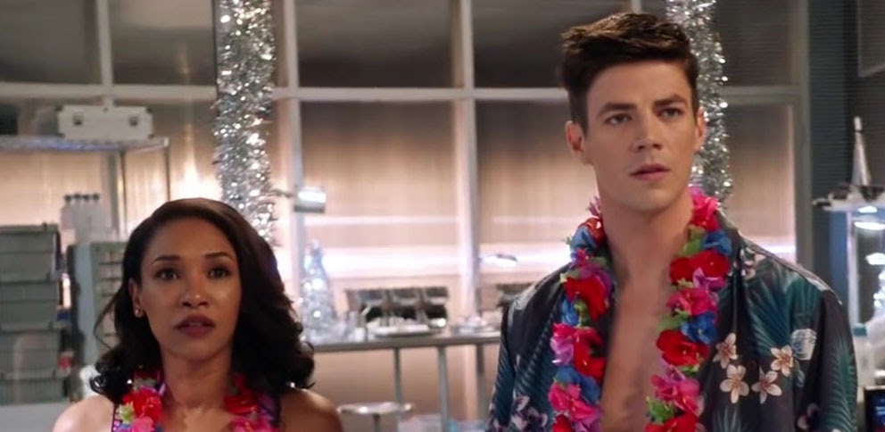 Grant Gustin And Candice Patton Fanfiction