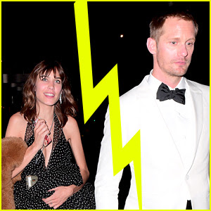 Alexander Skarsgard Splits from Alexa Chung, Goes On Date with Toni Garrn