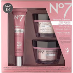 No7 Restore & Renew Multi Action Skincare System