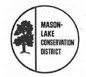 Mason-Lake Conservation District Logo