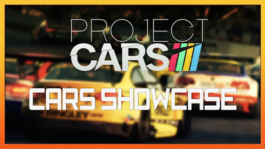 EchogazeGaming: Project CARS - All Cars Showcase