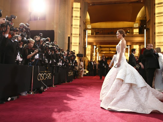 The 25 Best Red Carpet Gowns of 2013