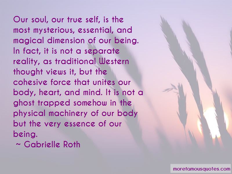 Heart Mind Body Soul Quotes Top 44 Quotes About Heart Mind Body